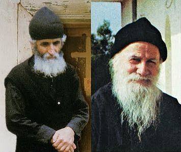 Святые старцы