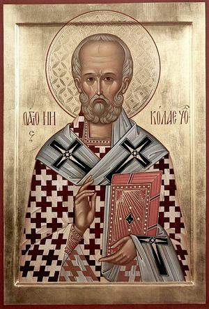 Святителю Николаю Чудотворцу акафист