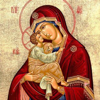 Почаевской иконе Божией Матери акафист